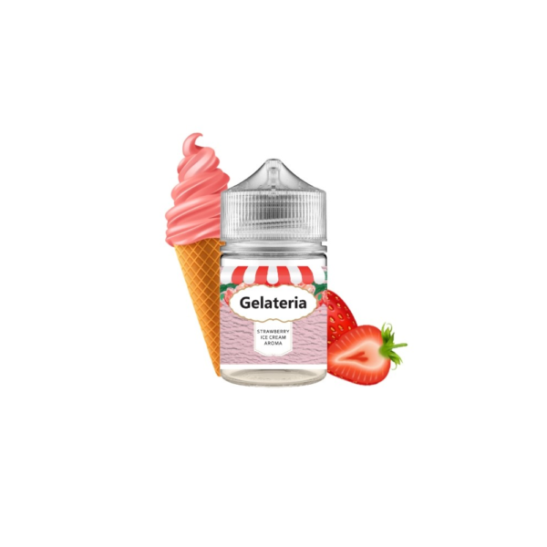 Gelateria - Strawberry Ice Cream by trustvape