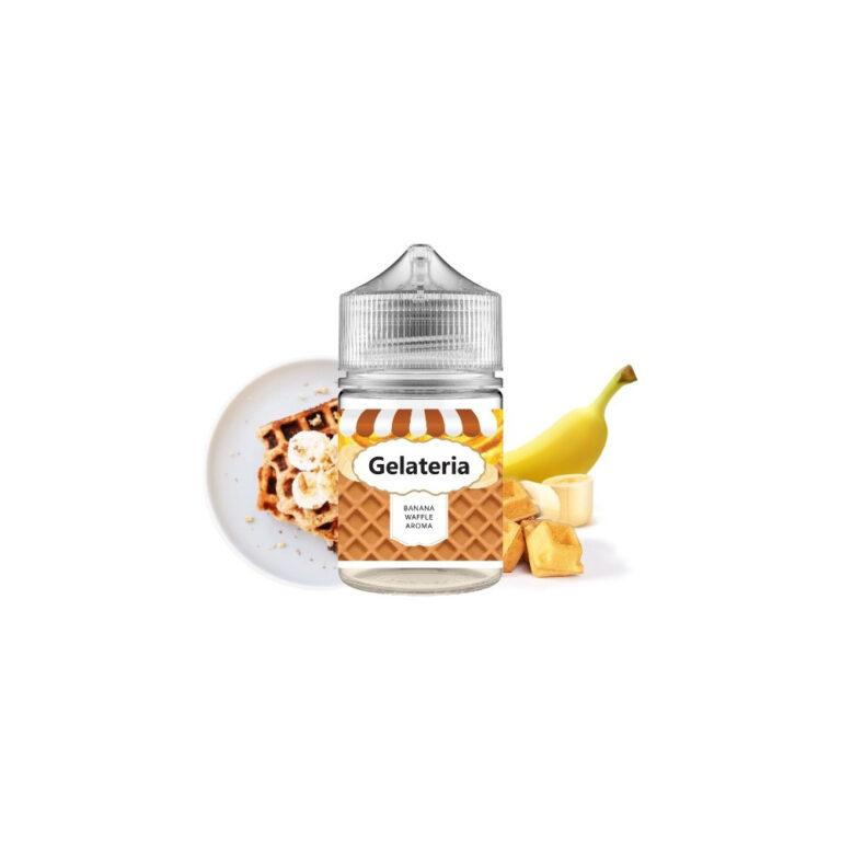gelateria banana by Trustvape