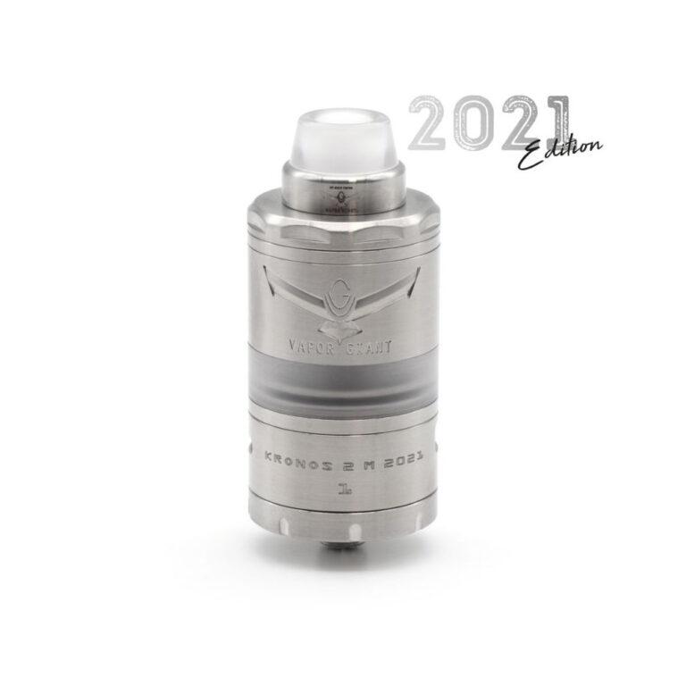 Kronos 2M RTA 25mm 2021 Edition By Vapor Giant TrustVape