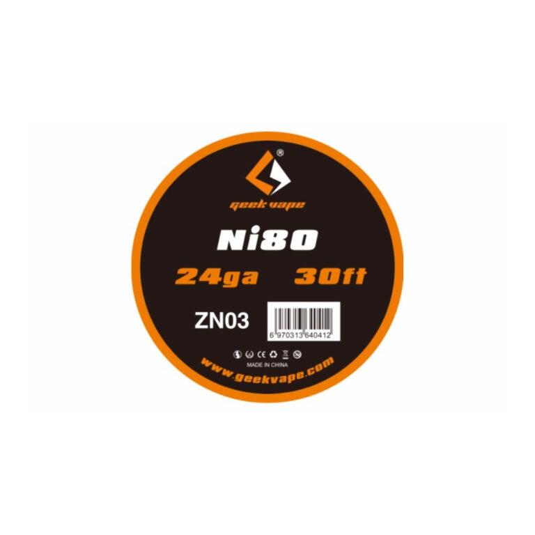 Ni80 24 GA Wire by Geekvape TrustVape