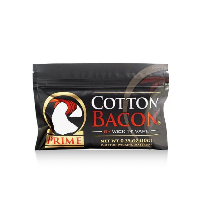 "Cotton Bacon Prime by Wick ""N"" Vape TrustVape"