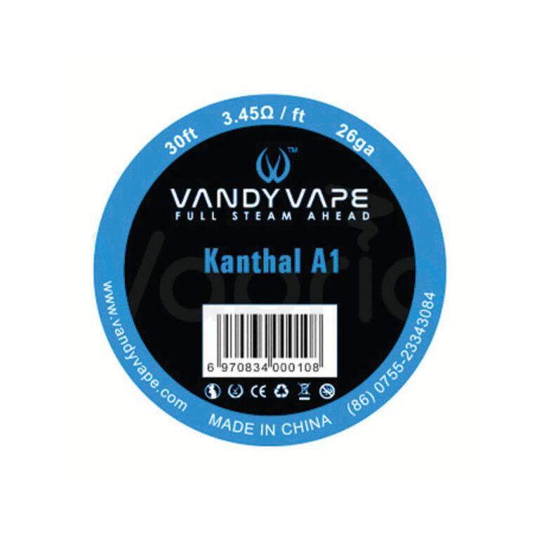 Kanthal A1 26 GA Wire by Vandy Vape TrustVape