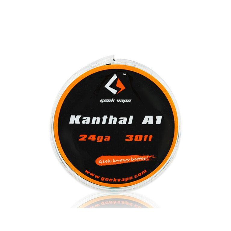Kanthal A1 24 GA Wire by Geekvape TrustKanthal A1 24 GA Wire by Geekvape TrustVape