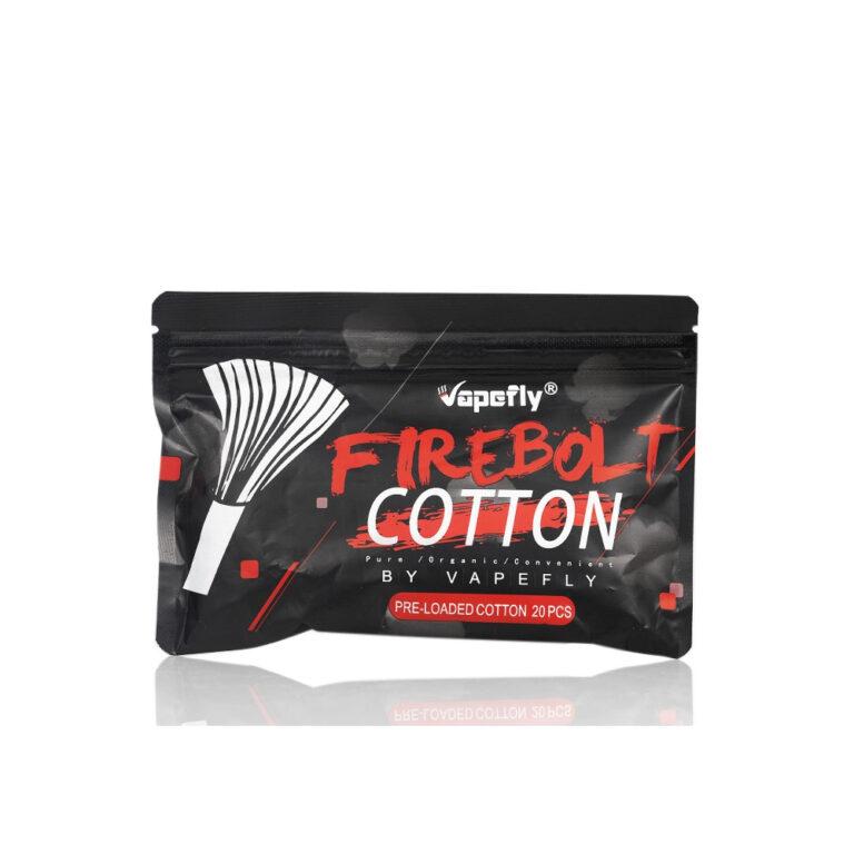 Firebolt Cotton by Vapefly TrustVape