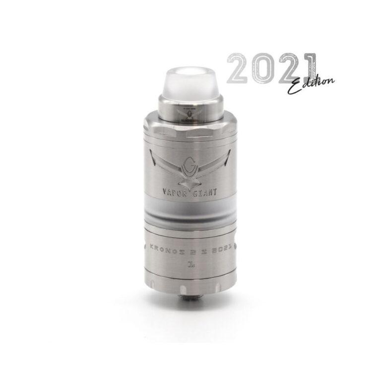 Kronos 2S RTA 23mm 2021 Edition By Vapor Giant TrustVape