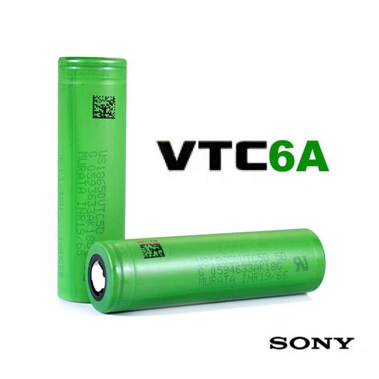 Sony VTC6 Battery TrustVape