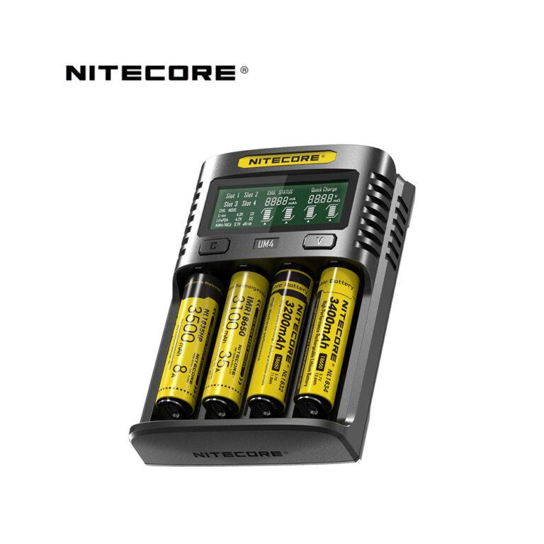 Nitecore UM4 Battery Charger TrustVape
